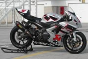 "Berger Motorsport GSX-R 1000 ""Akrapovic Design"""